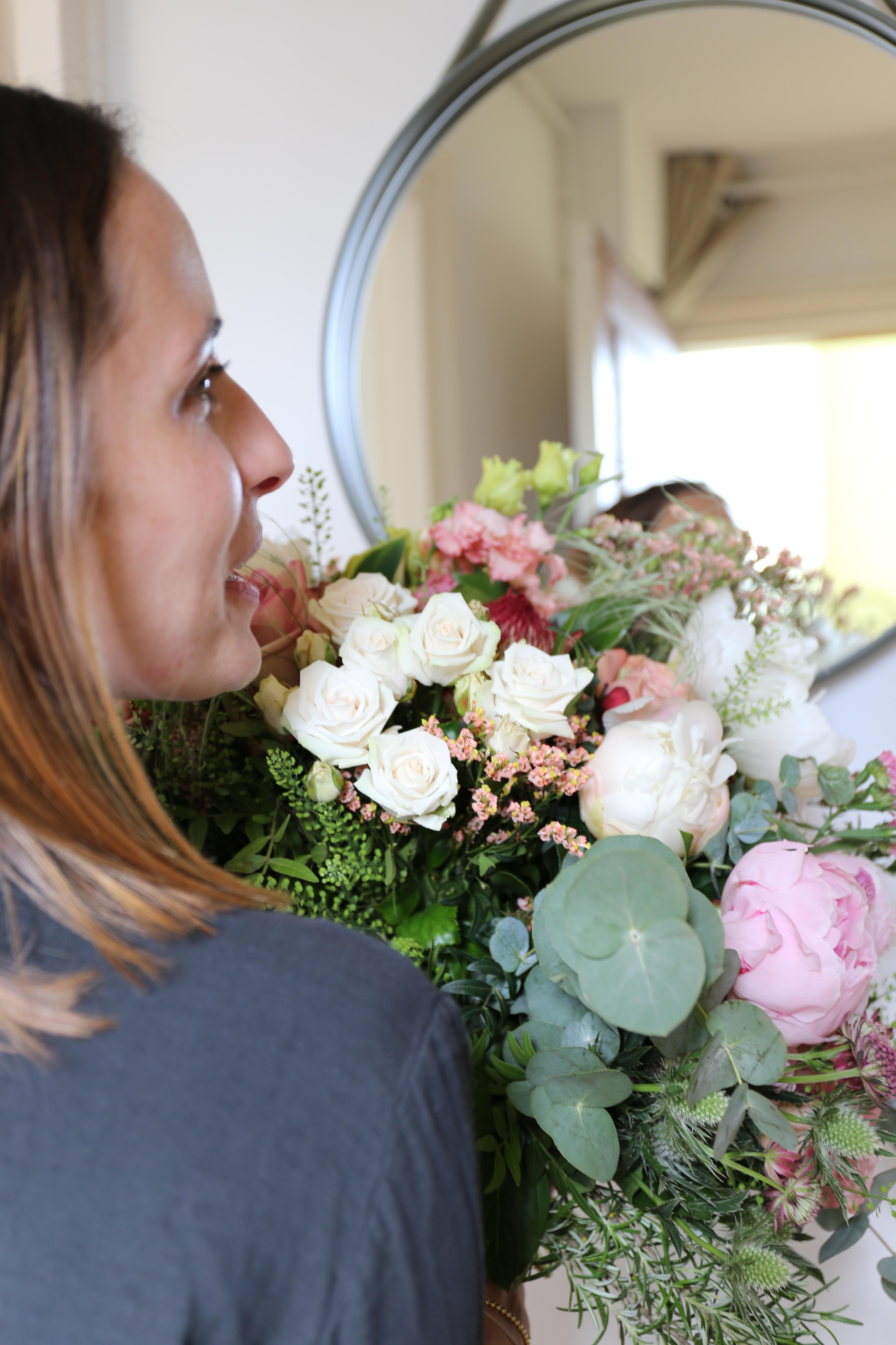 Marine Leroy Community Manager Flower